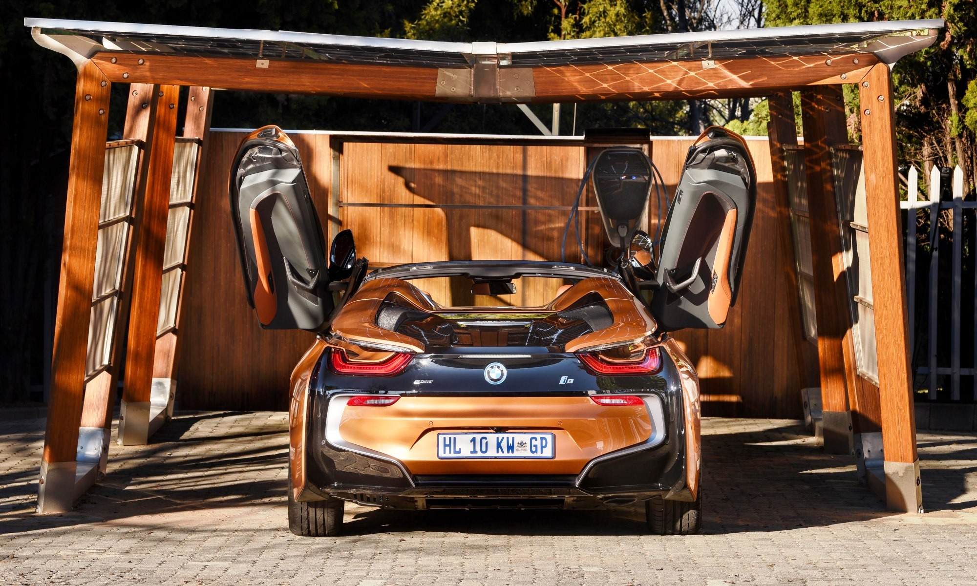 We Have Info And Pricing On The New Bmw I8 Roadster