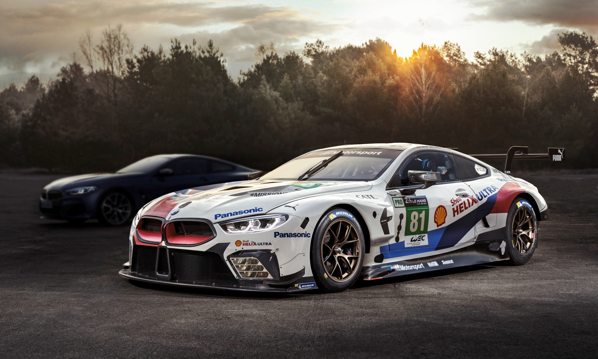 BMW returns to Le Mans