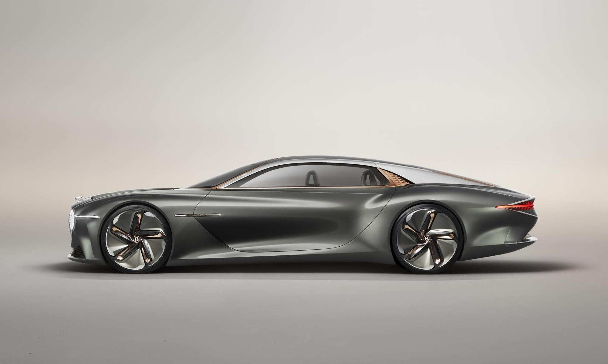 Bentley EXP 100 GT profile