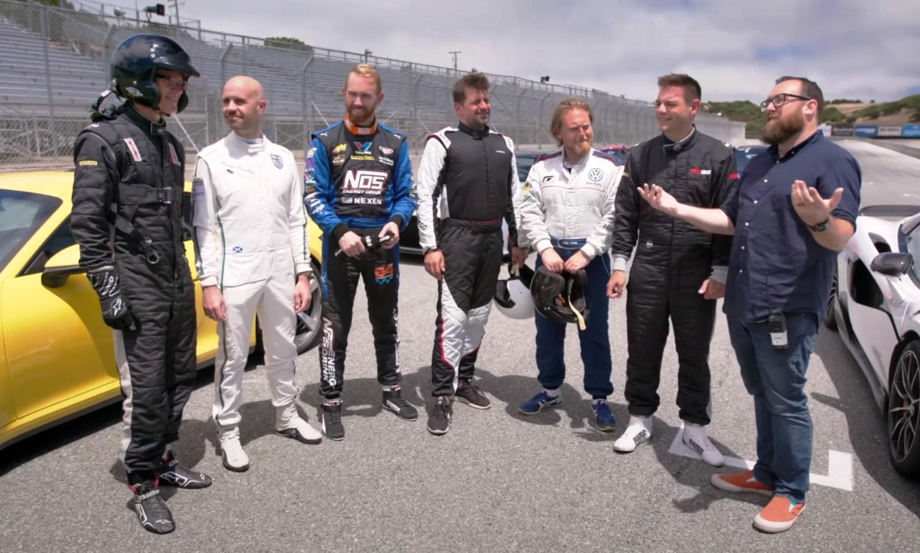 Best Driver's Car GP drivers
