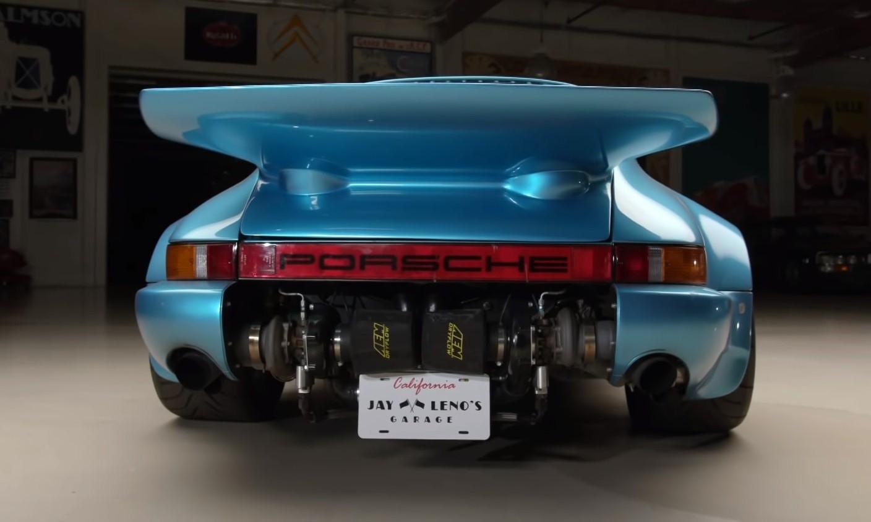 Bisimoto Porsche 911 rear
