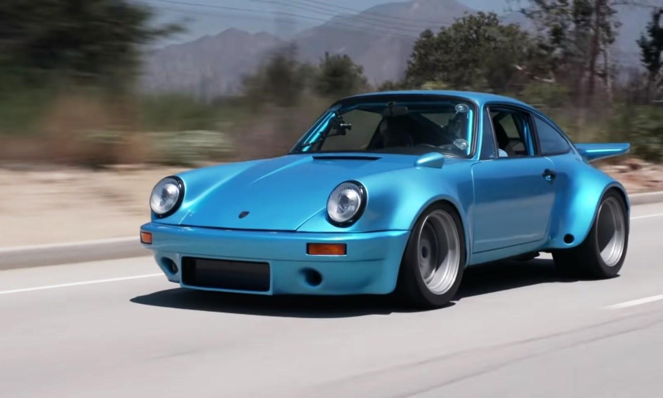 Bisimoto Porsche 911 tracking