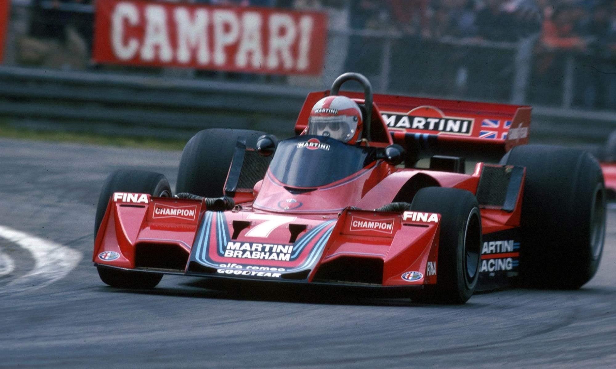 Brabham-Alfa Romeo BT45