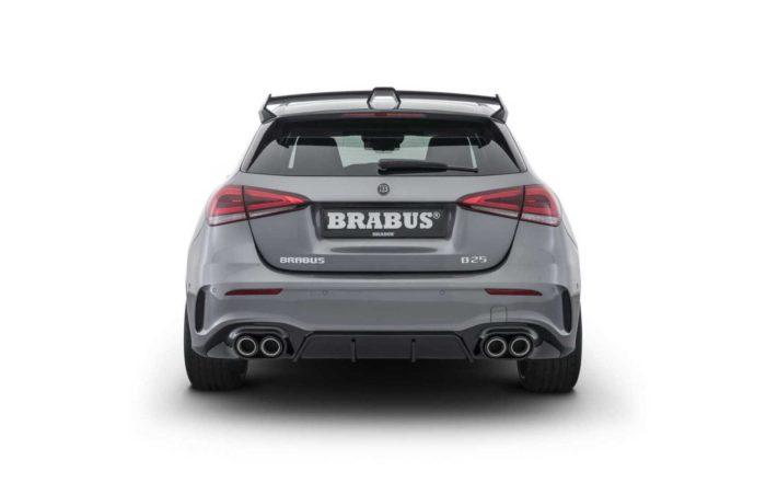Brabus A-Class rear
