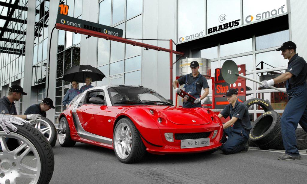 Brabus Roadster V6