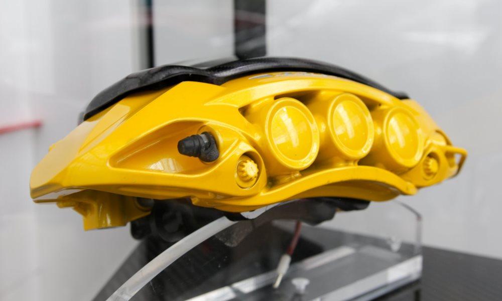 Brembo's new caliper design