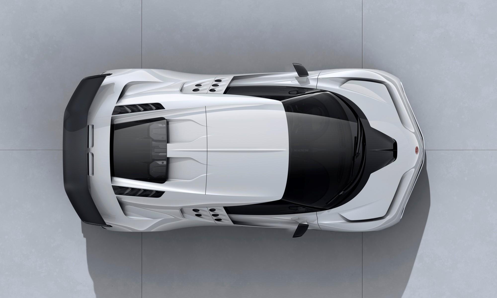 Bugatti Centodieci top