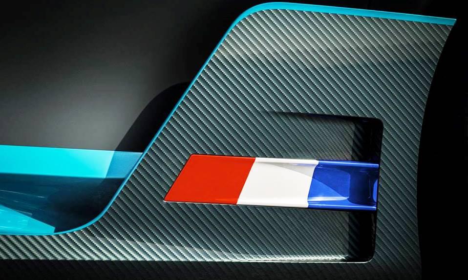 Bugatti Divo aero flick