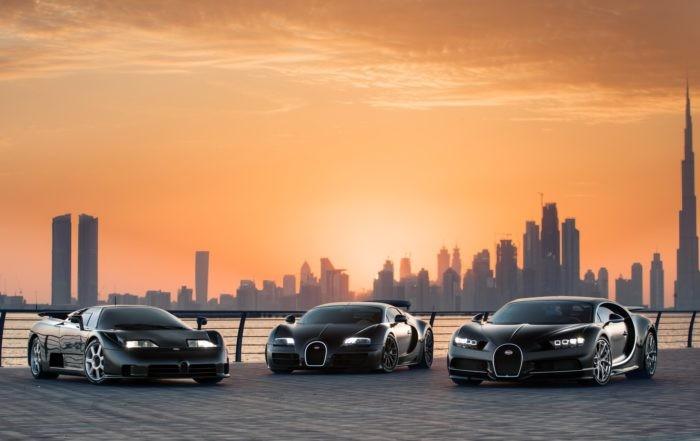 Bugatti Generations