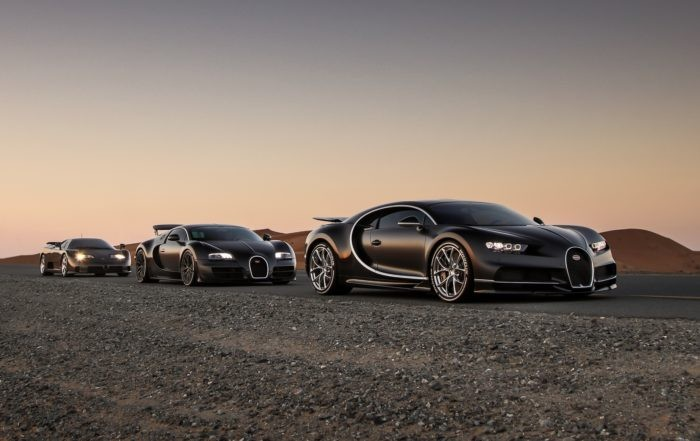 Bugatti Generations side