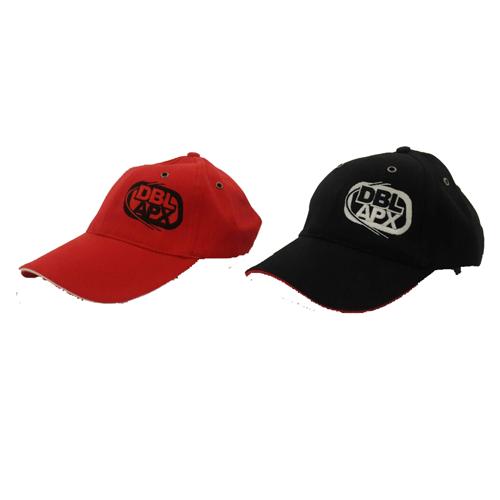 Double Apex Logo Caps