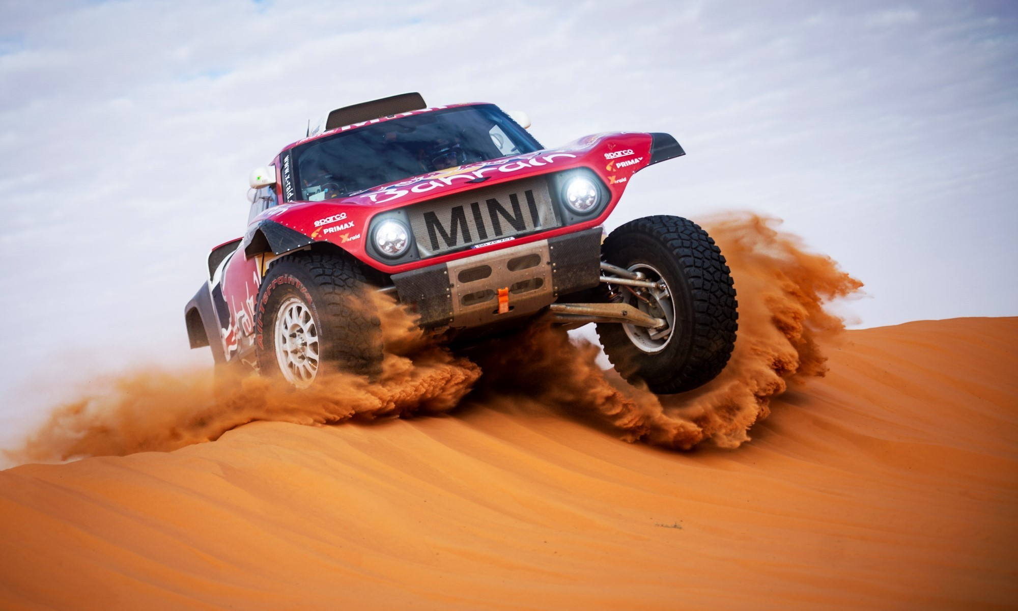 Carlos Sainz claimed his third overall victory in the 2020 Dakar