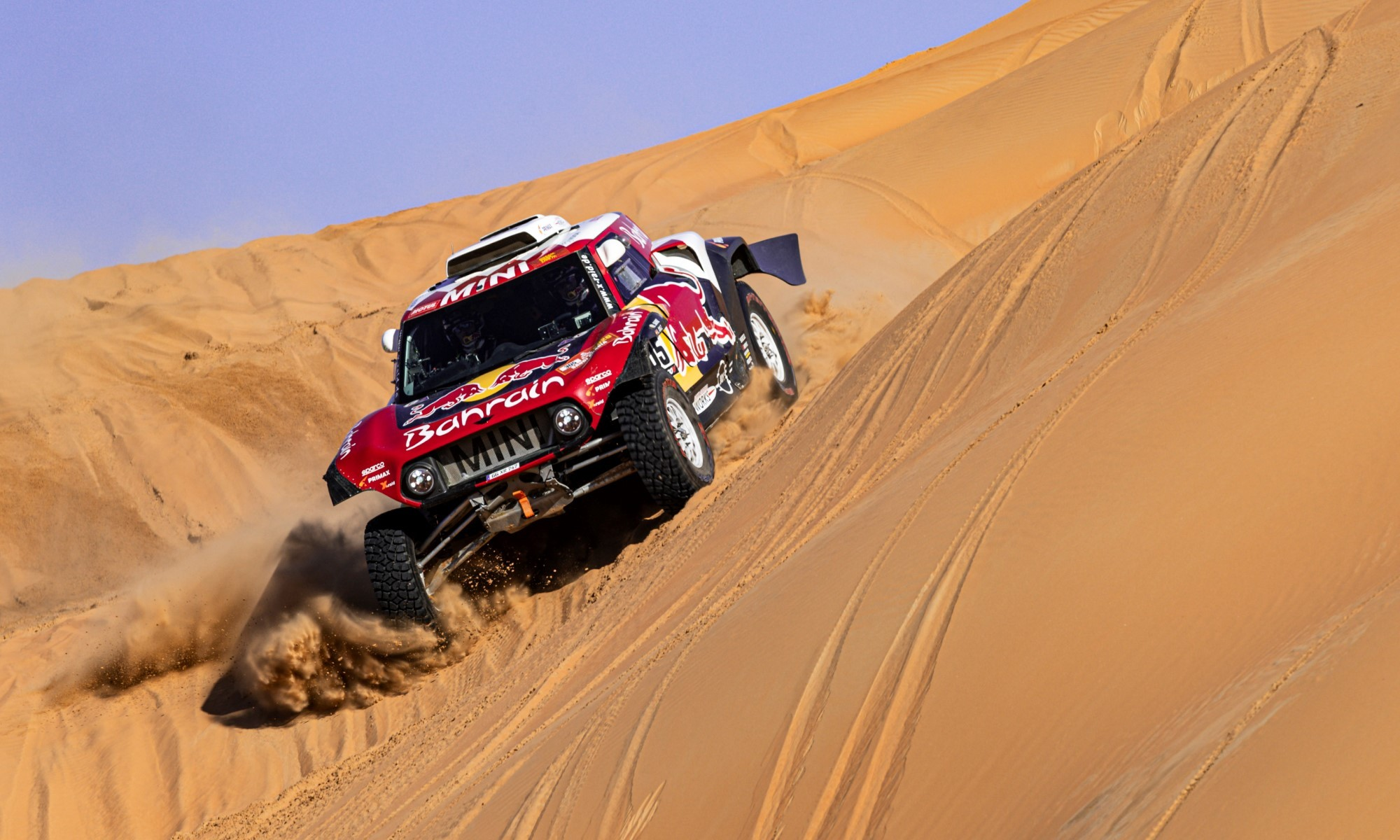 Carlos Sainz retained his overall lead after 2020 Dakar Stage 11