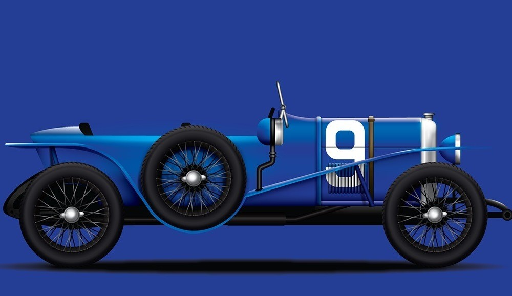 Chenard and Walcker first Le Mans winner