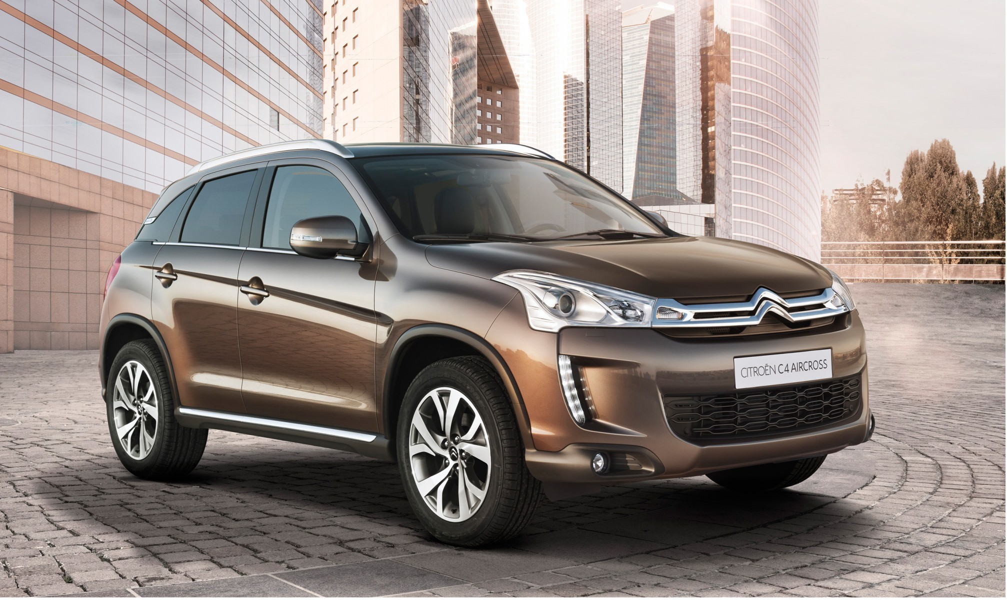 Citroen C4 Aircross 2.0i 4x2 Seduction