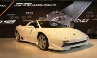 A precursor to the Lamborghini Gallardo