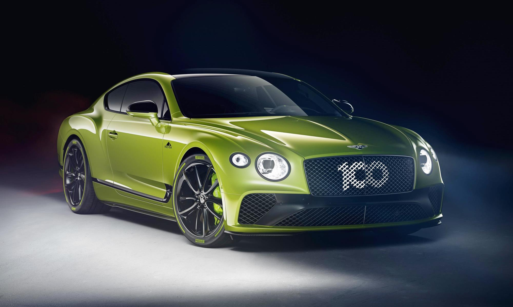 Continental GT Limited Edition front