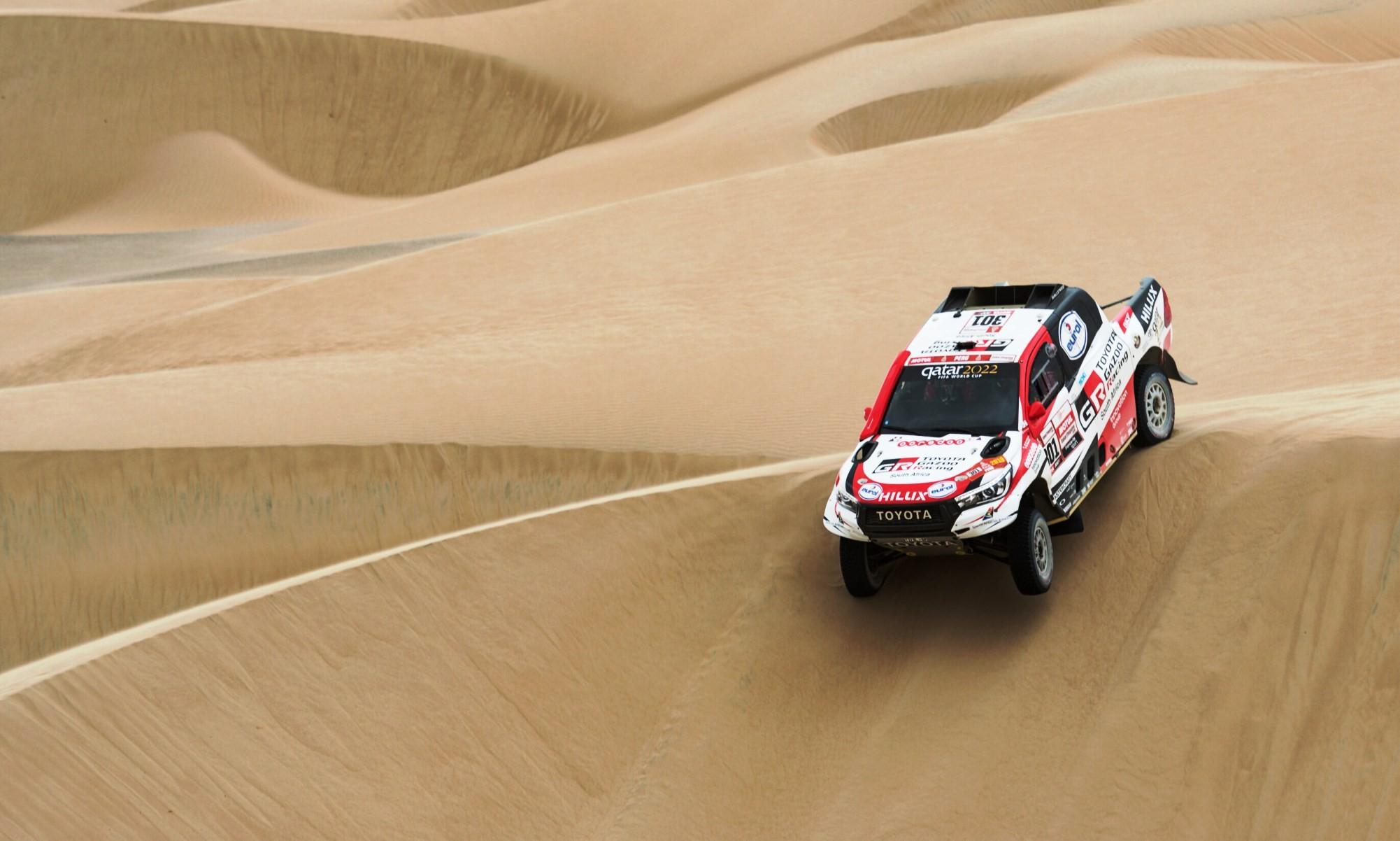Dakar Rally 2019 Stage 1