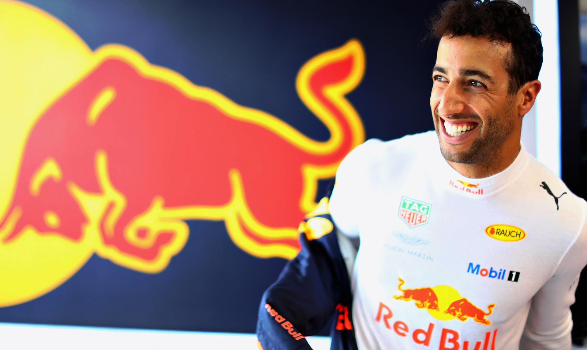 Daniel Ricciardo is leaving Red Bull Racing