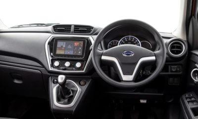 Datsun Go new facia