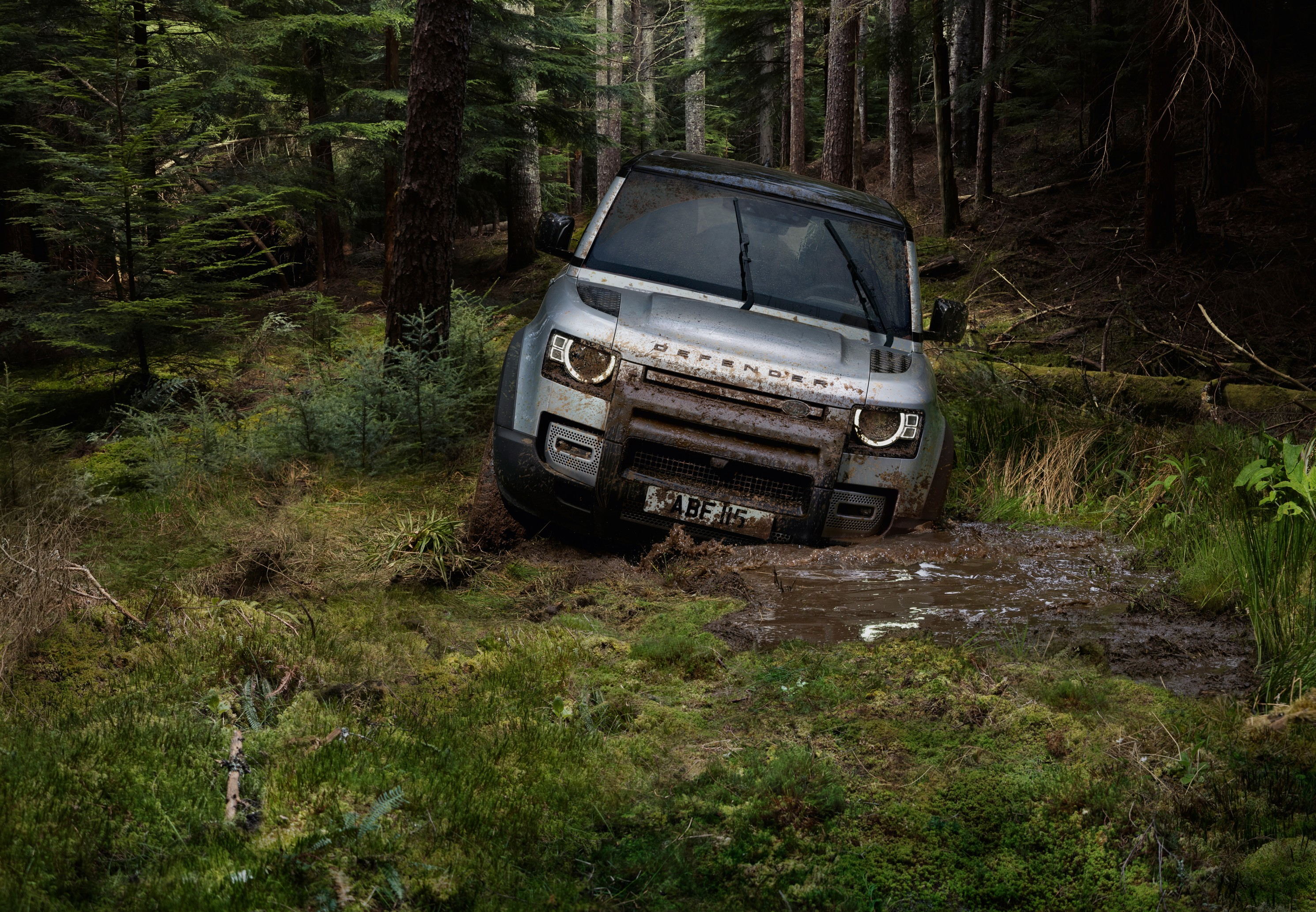 Land Rover has revealed the new Defender.