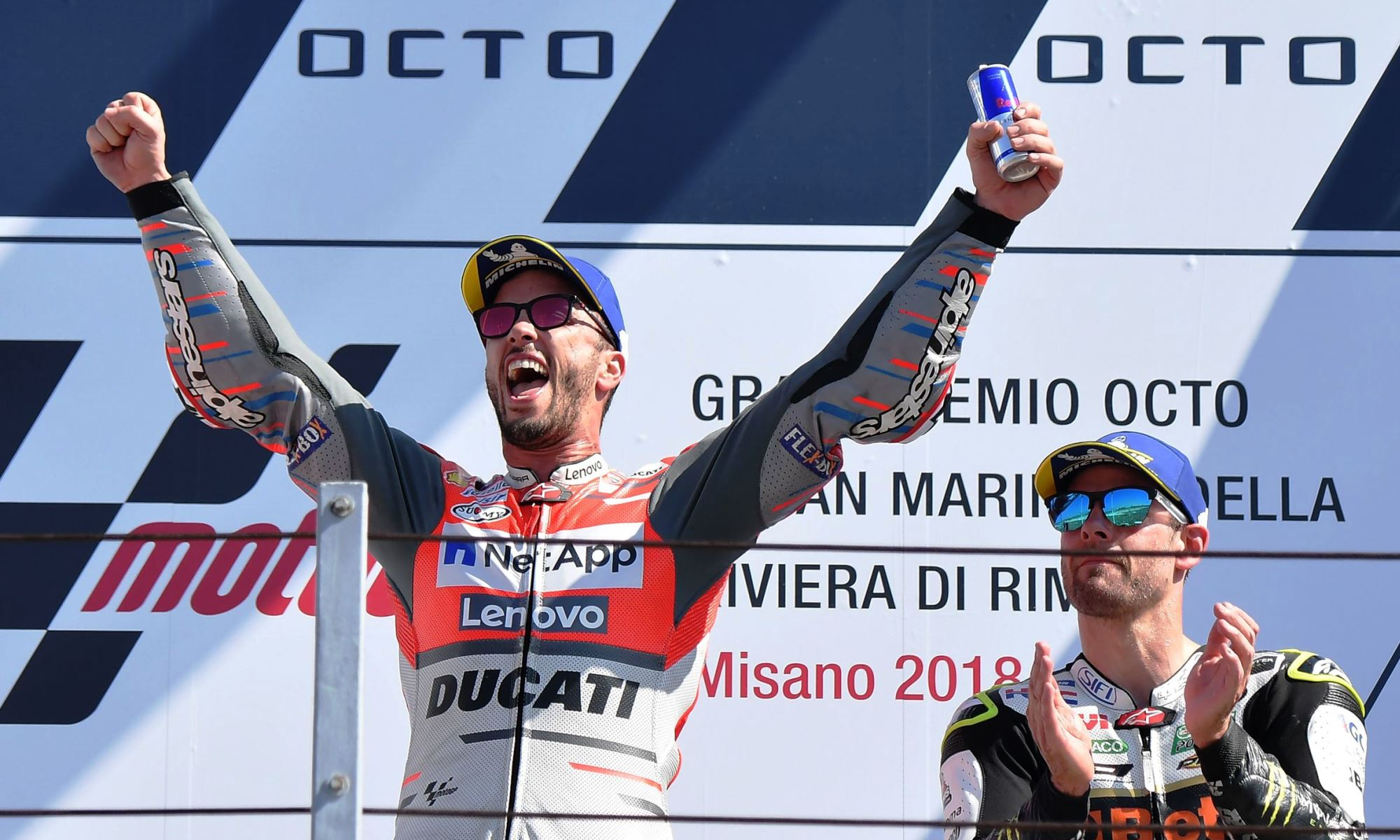 Dovi was untouchable in Misano