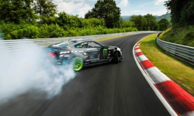 Drift King of the Ring Vaughn Gittin Jr