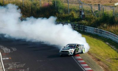 Drift King of the Ring Vaughn Gittin Jr smookkiinn