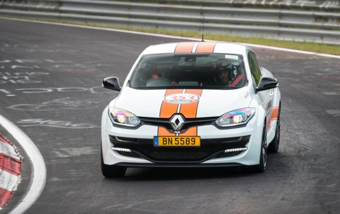 Driving the Nurburgring Nordschleife 2