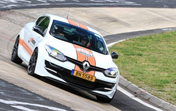 Driving the Nurburgring Nordschleife