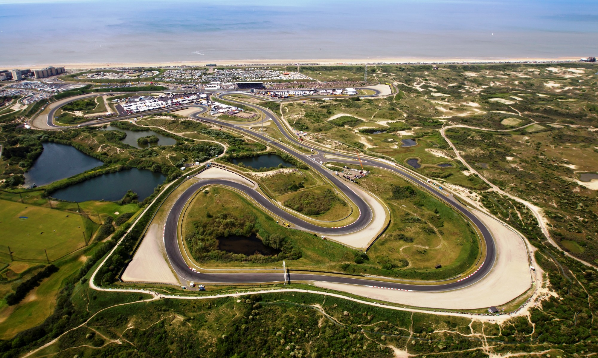 Dutch F1 GP Returns in 2020