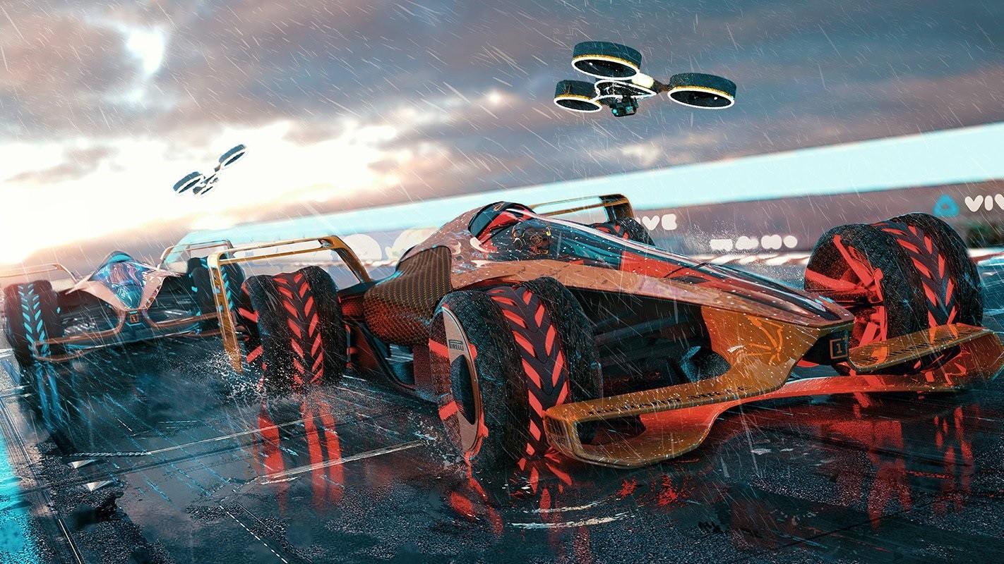 McLaren Future Grand Prix