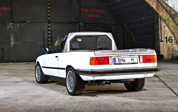 BMW Bakkies