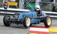 ERA R4A will race at the Historic Grand Prix