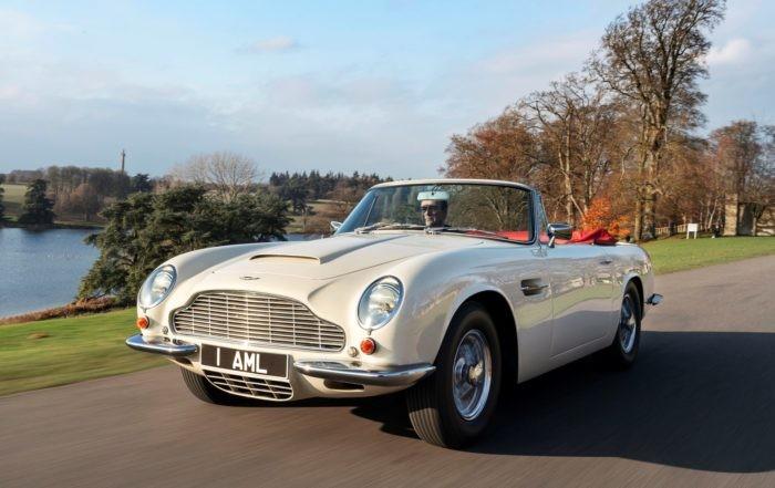 Electric Aston Martin