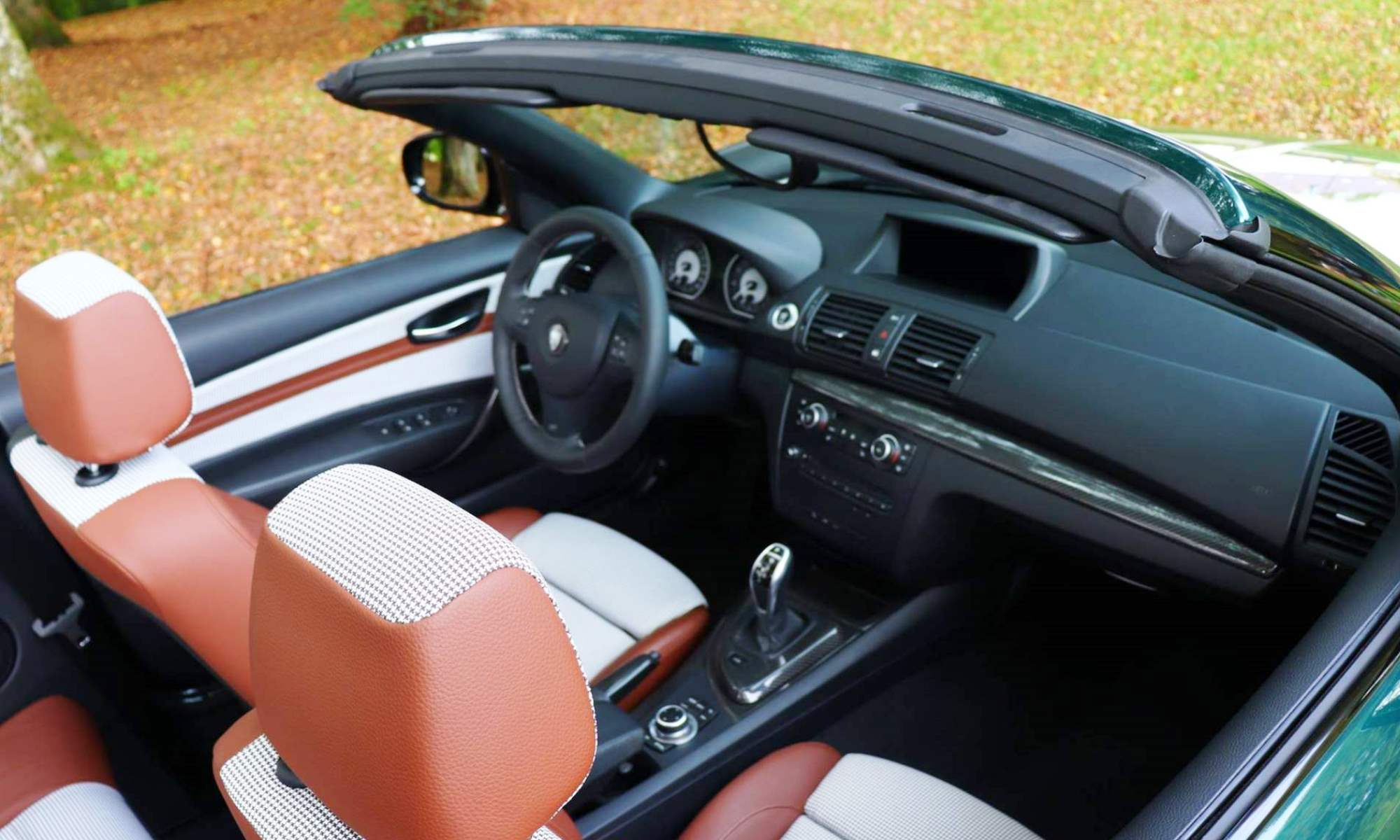 Everytimer ETA 02 Cabrio interior