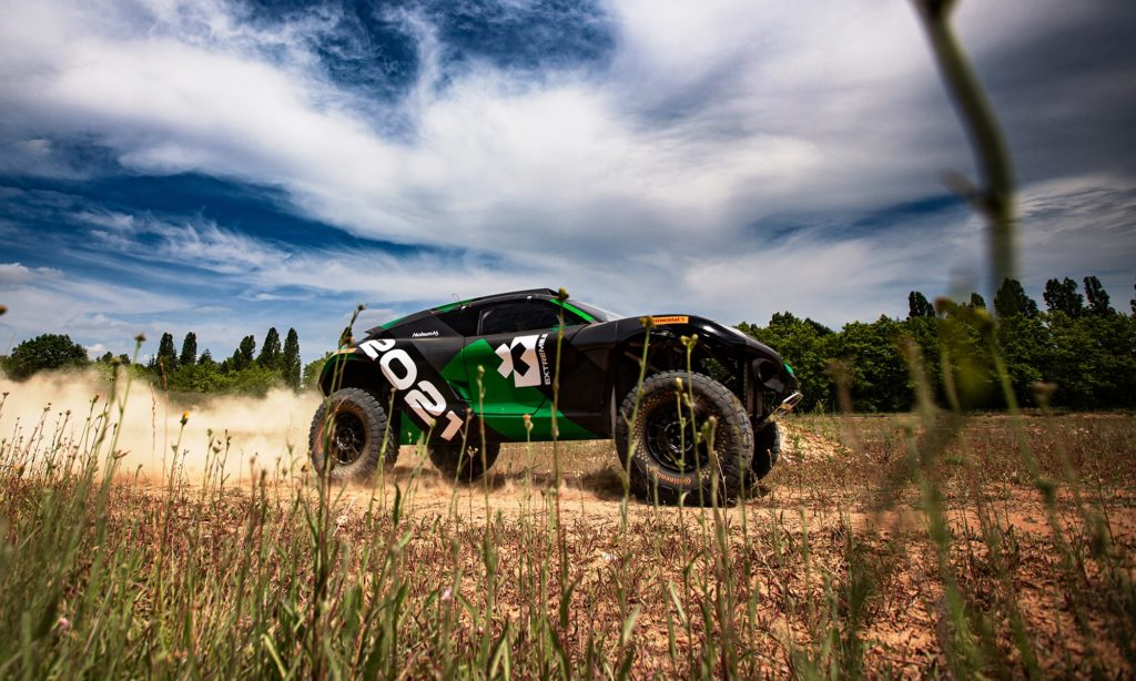 Extreme E racer
