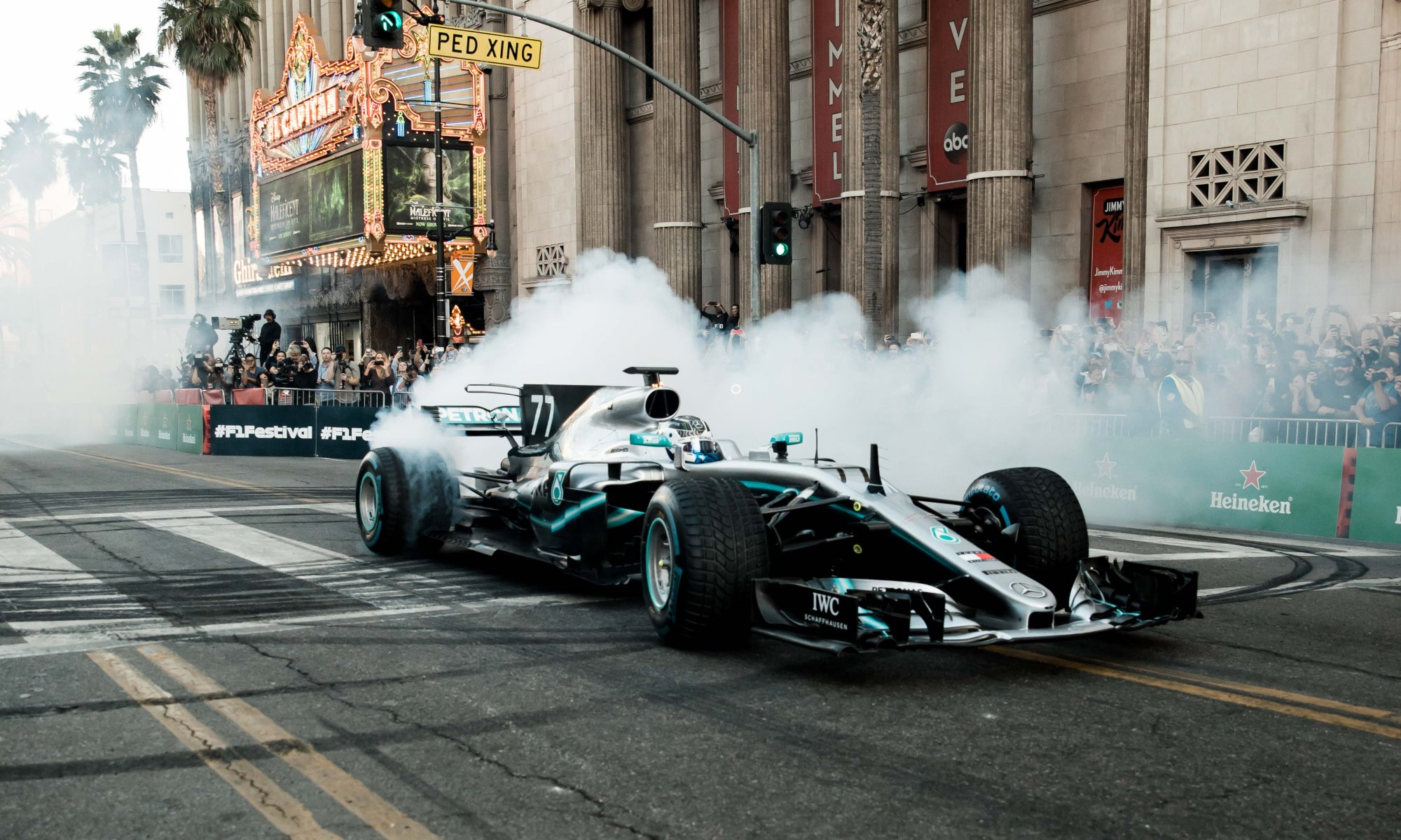 F1 Fan Festival heading to SA