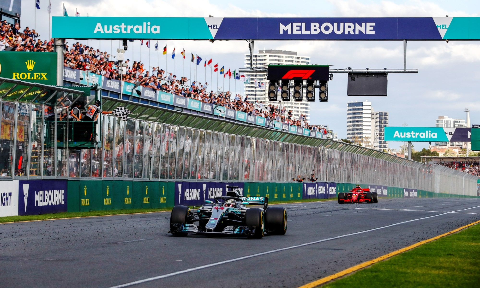 F1 Preview 2019