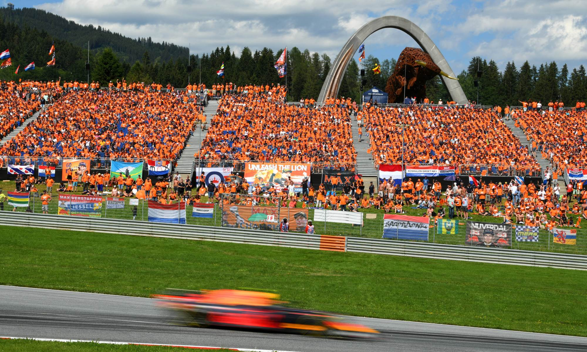 F1 Preview Austria 2019 is brought you by Nick van der Meulen