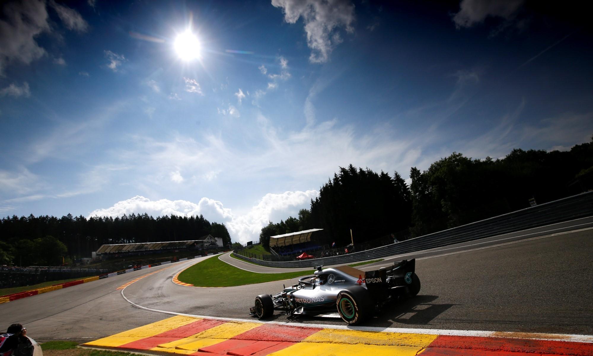 F1 Preview Belgium 2019