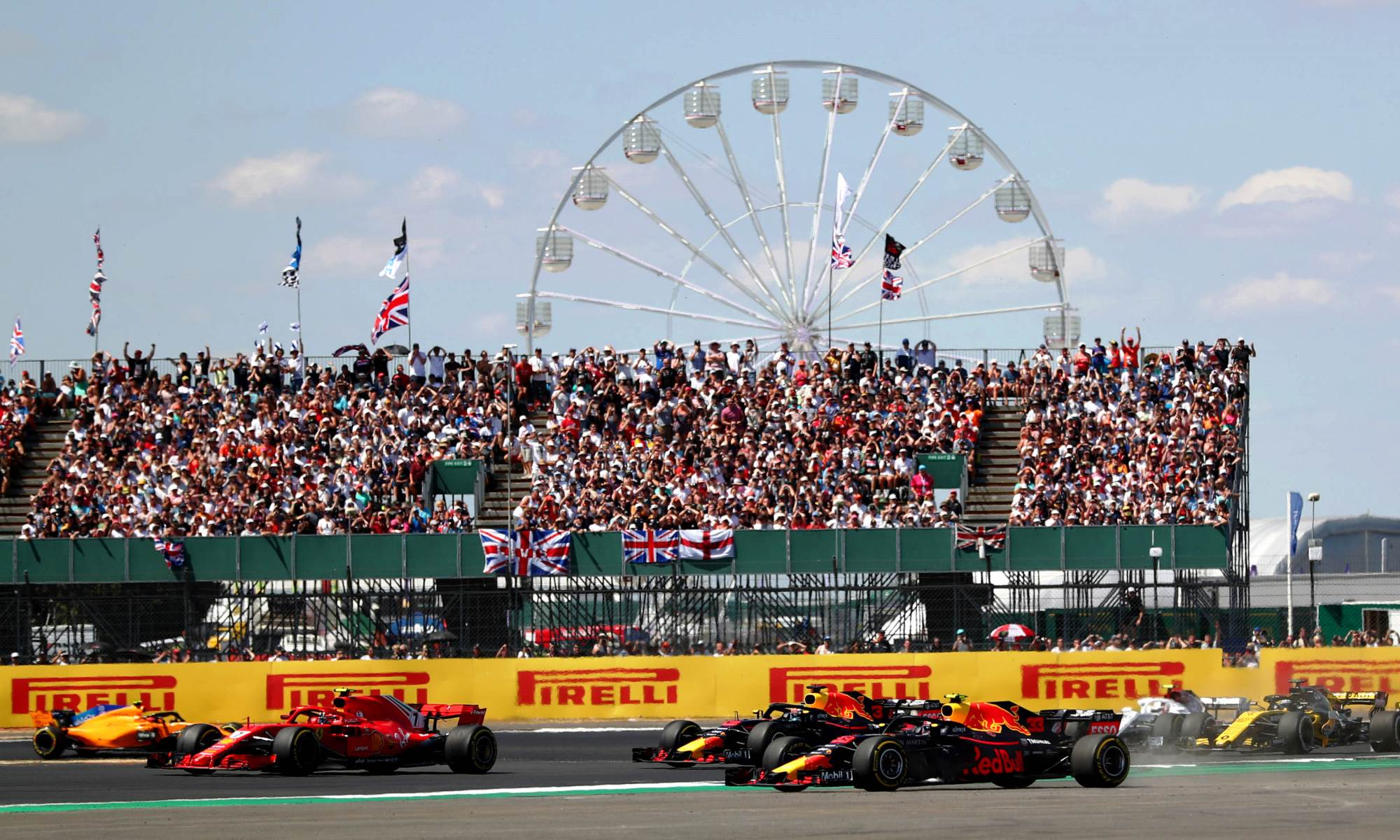 F1 Preview British GP 2019 3