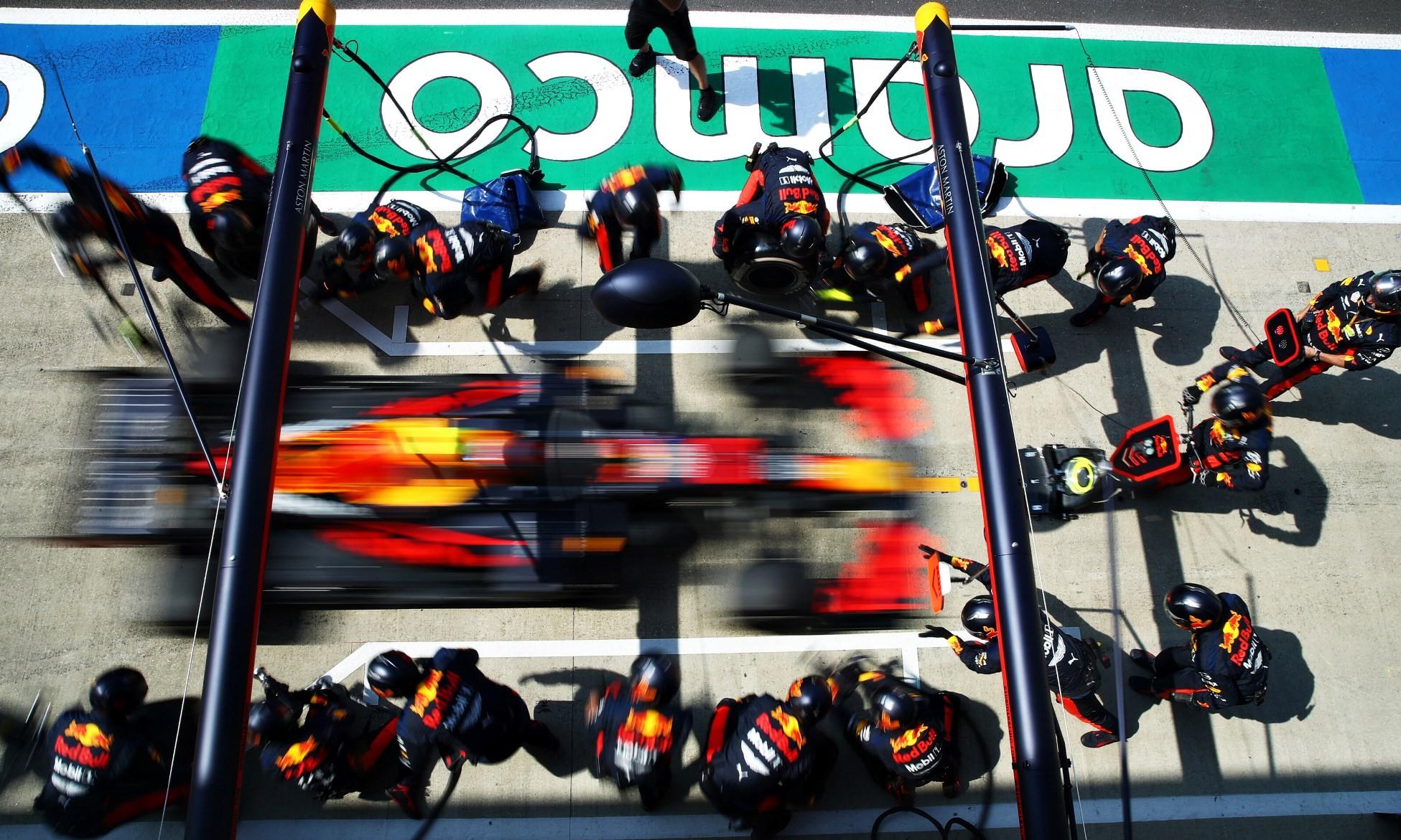 F1 Review 70th Anniversary GP (2)