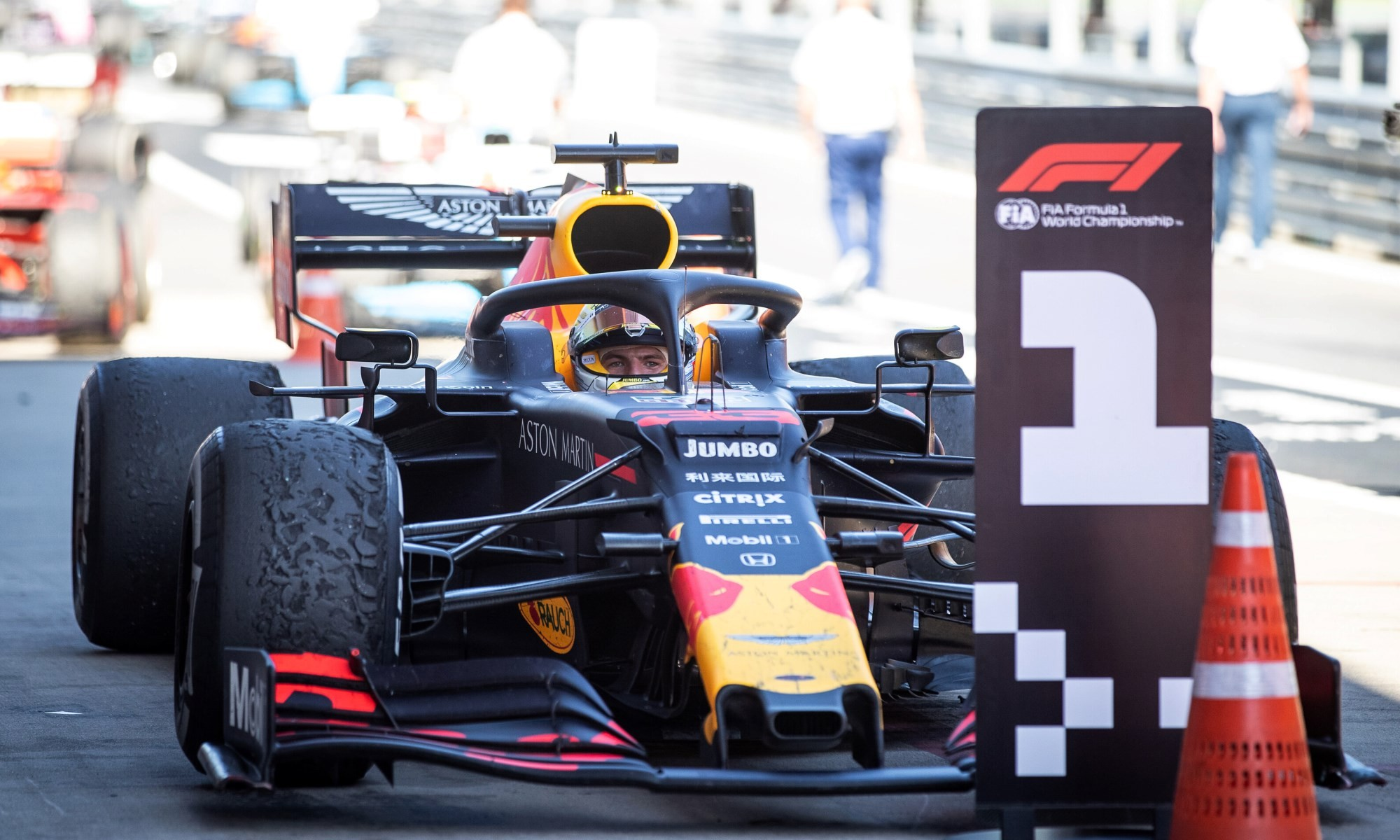 F1 Review Austria 2019 1