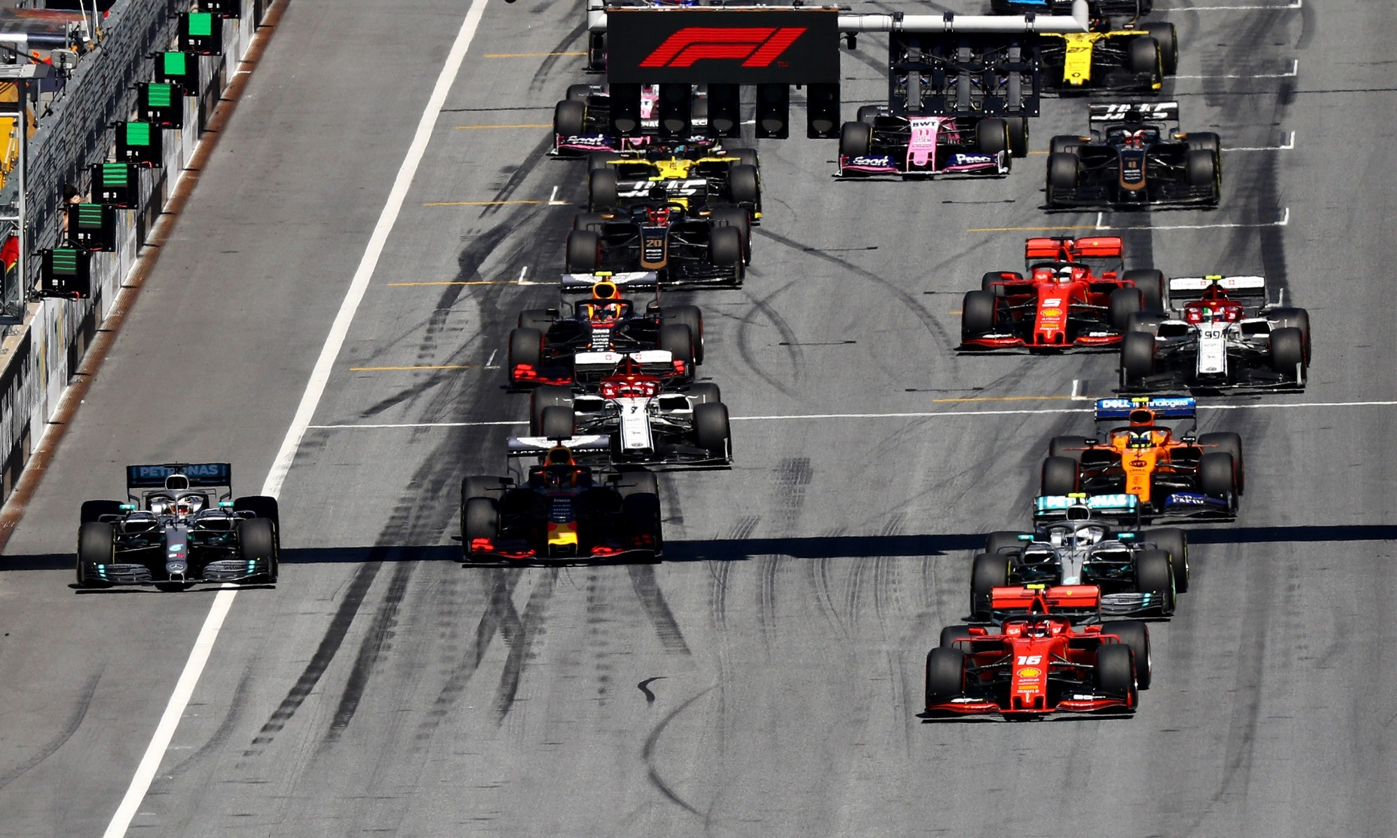 F1 Review Austria 2019