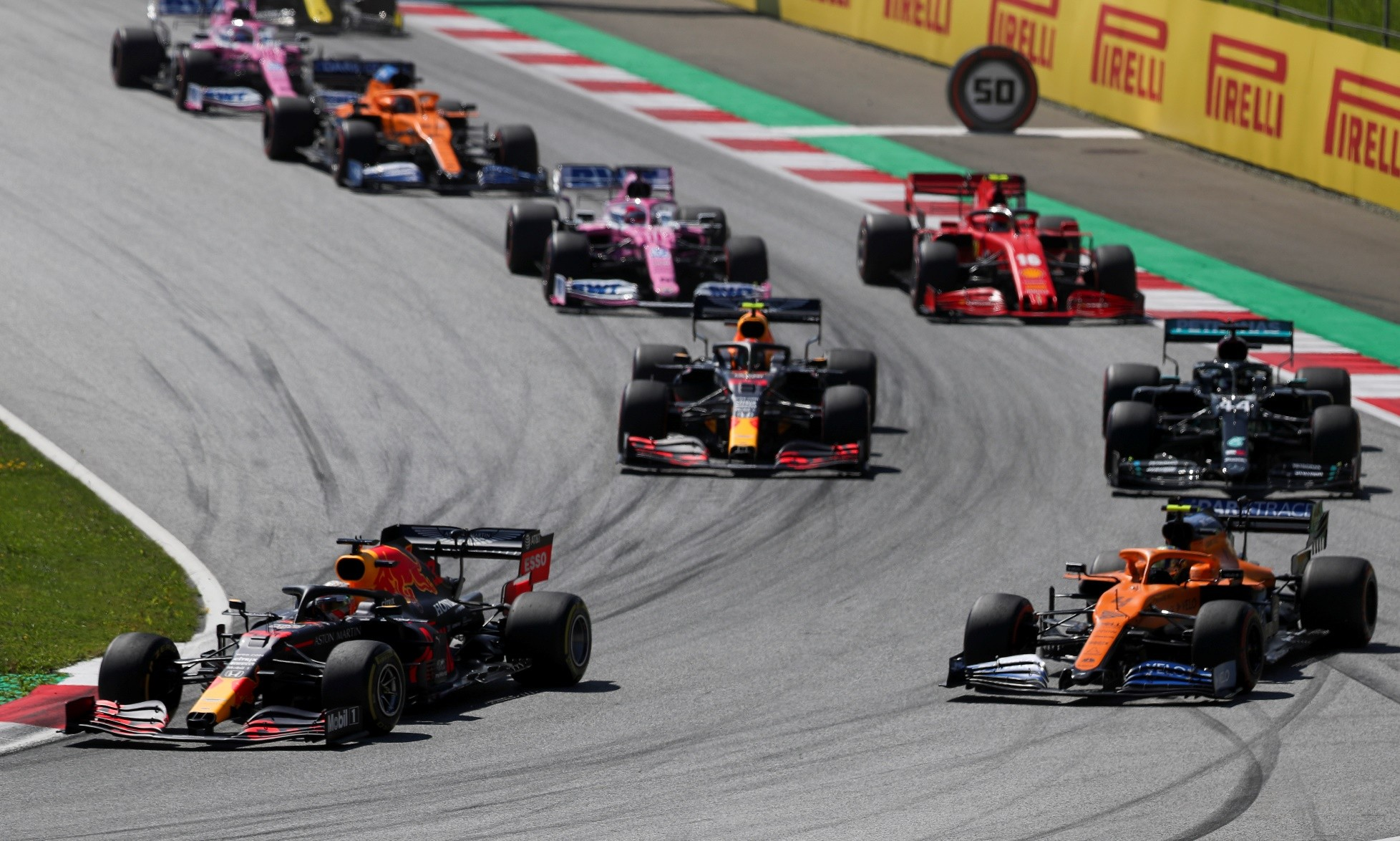 F1 Review Austria 2020