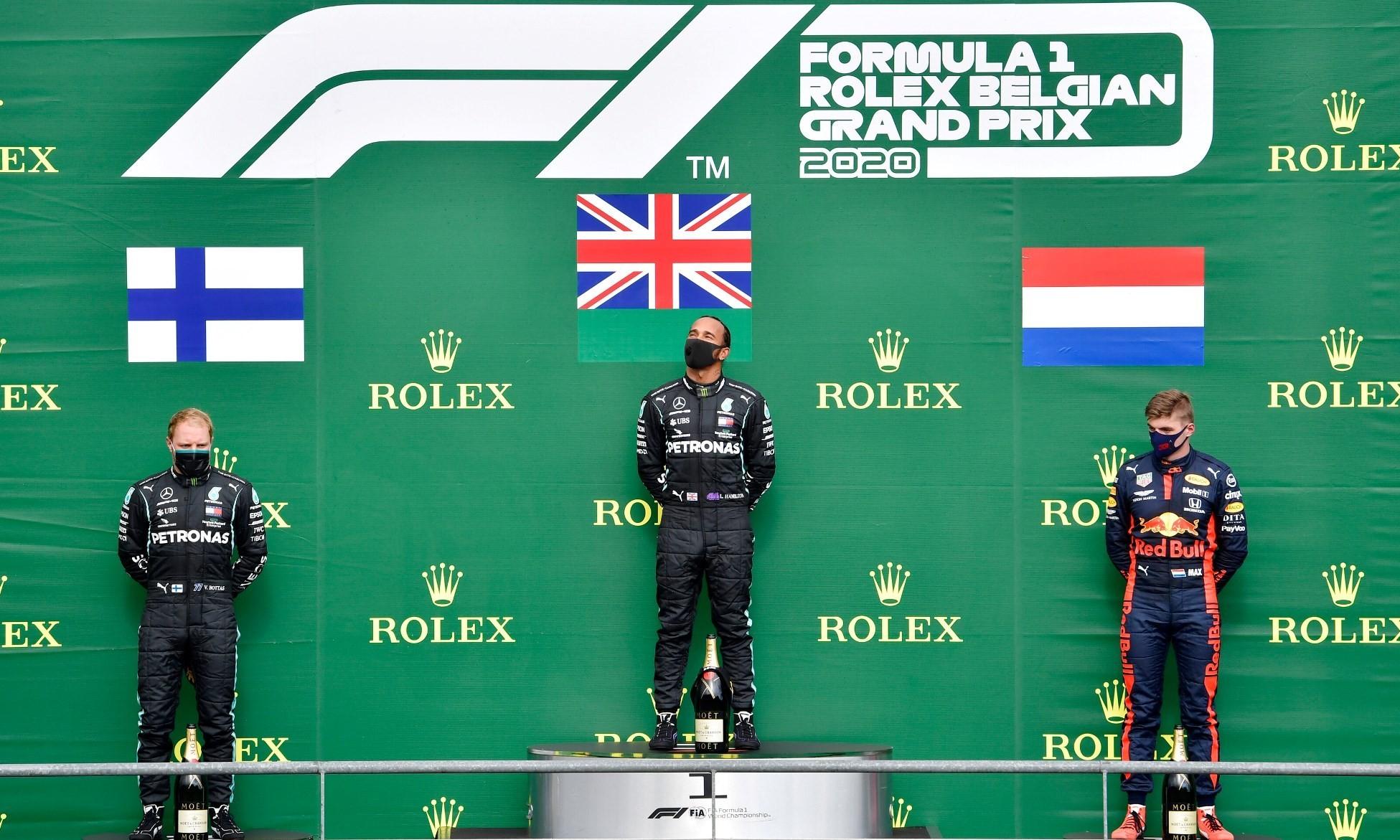 F1 Review Belgium 2020