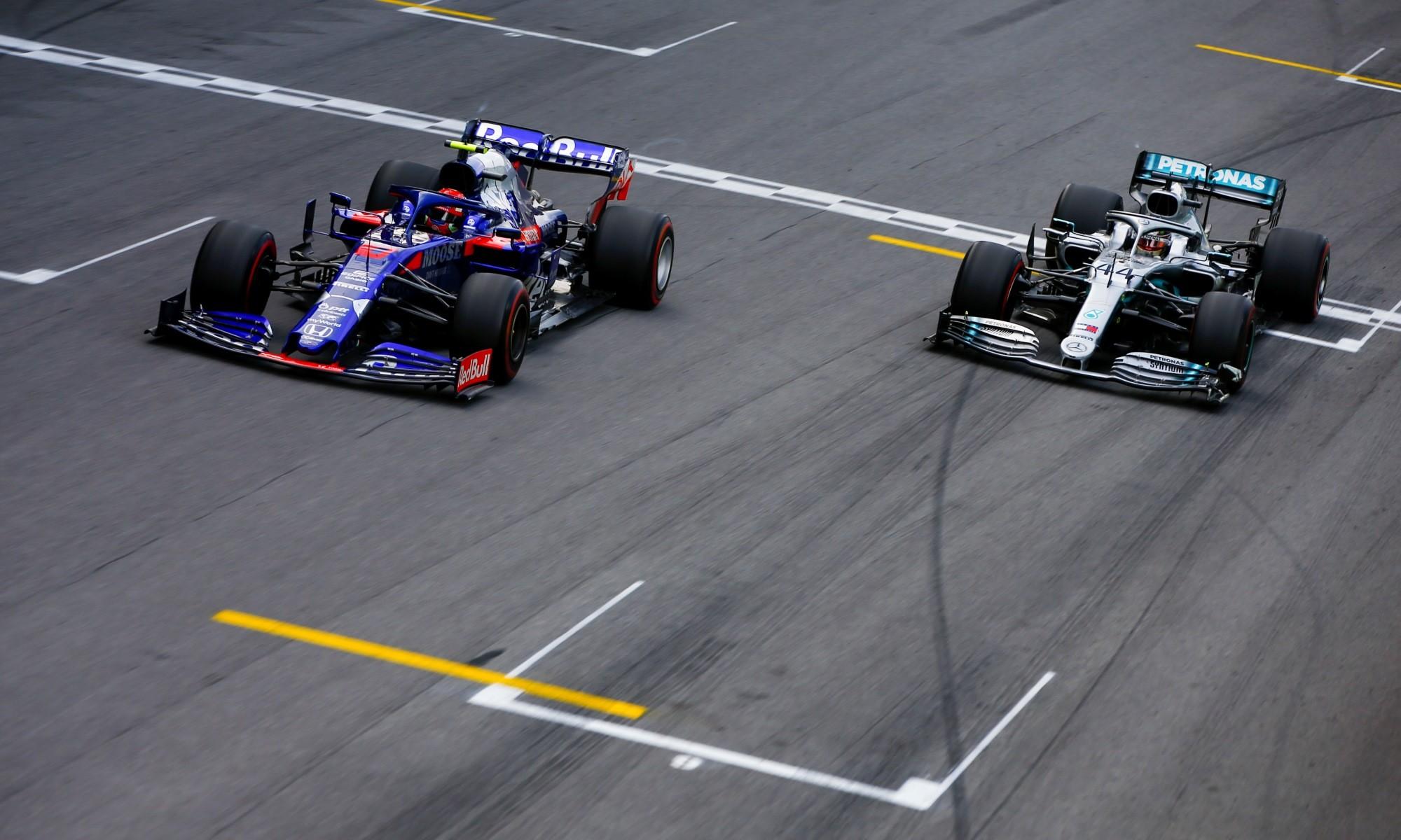 F1 Review Brazil 2019
