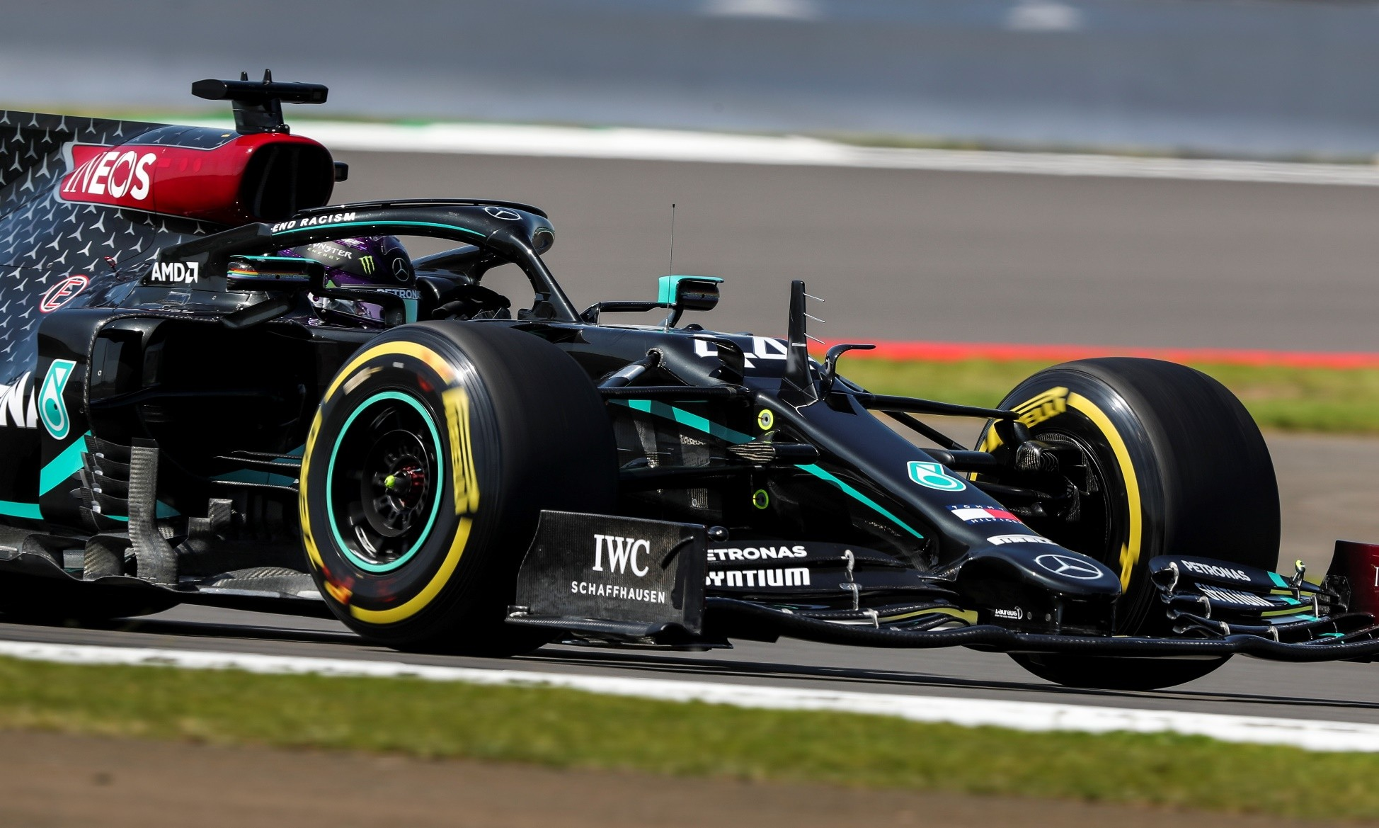 F1 Review Britain 2020