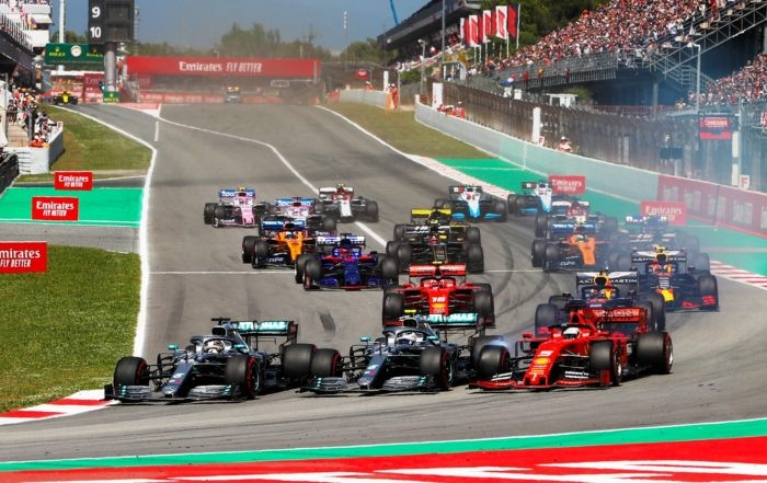 F1 Review Spain 2019